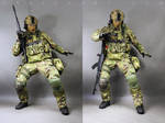 Combat Soldier STOCK IV by PhelanDavion