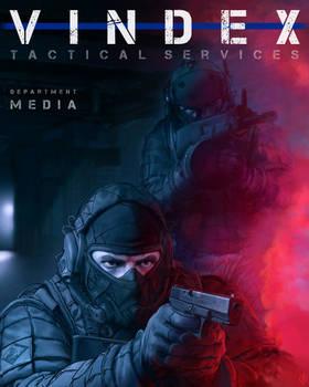 VINDEX Tactical Media Service by PhelanDavion