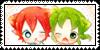 HiroMido Stamp by MisuzumiyaIchirouta