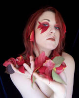Autumn Faerie IX by fetishfaerie-stock