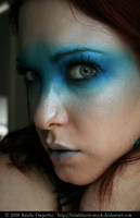 Blue Again II by fetishfaerie-stock
