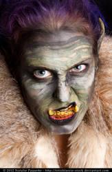Troll III by fetishfaerie-stock