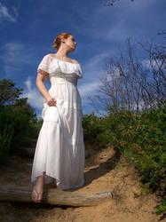 White Dress XII by fetishfaerie-stock