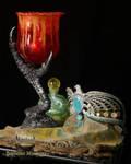 Birthday Mischief - Ravenclaw Goblet by Battledress