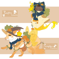 [Auction CLOSED ] One Pumpkin Patch by G0LDFlSH