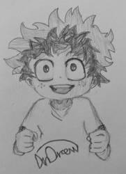 Izuku kid by AnDrewDrawsArt