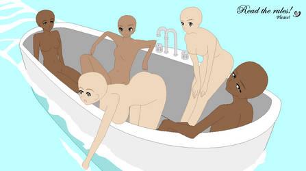 Bath Party Base by xSweetSlayerx