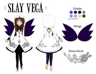 Slay Vega Ref by xSweetSlayerx