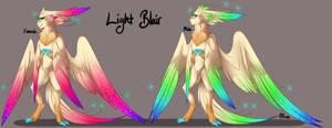 Light Blairs by RMcreeps