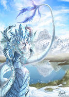 Iced... by ReneCampbellArt