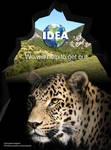Caucasian leopard  Xosrov Namazov by Namazov