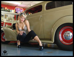 Rockabilly Red 1 by jmrighteous