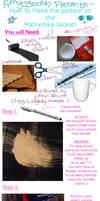 [Tutorial]How To make The Matryshka Jacket Pattern by AmyBoosh