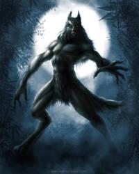 Werewolf by NinjArt1st
