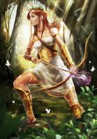 Artemis by NinjArt1st