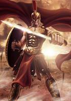Ares by NinjArt1st