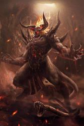 The Beast by NinjArt1st