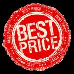 bigstock-Best-price-rubber-stamp-17459288 by Supergecko99