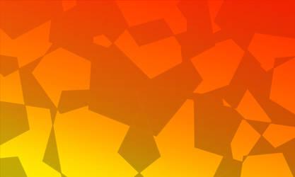 hexagonal sundown by Supergecko99