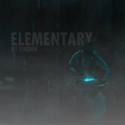 Elementary by FINDEN (Album Artwork) by Supergecko99