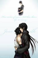 Itachi x Sasuke x3 by FairyMoonx3