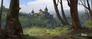 Albion Online -  Lymhurst by memod