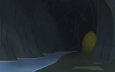 BG - Cave by fryslan0109