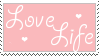 Love Life Stamp by Mel-Rosey