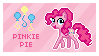 Pinkie Pie Stamp by Mel-Rosey