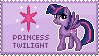 Princess Twilight stamp by Mel-Rosey