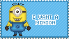 Minion Stamp by Mel-Rosey