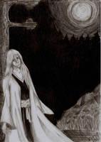 Scream in the night by KamiHoro