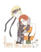 Halloween ...'09 by stardroidjean