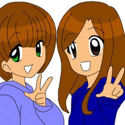 Vicky and Vickey by Kogun