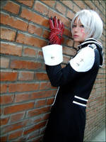 D Gray Man - Allen Walker 8 by omiyalotus