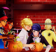 Halloween Eve 2016 by Zakuuya