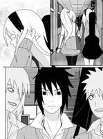 Oi! Sasuke teme, look over there! by Zakuuya