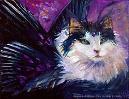 Fairy Godmeower by james-talon