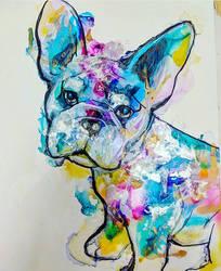 French Bulldog by james-talon