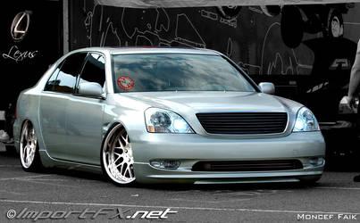 Lexus LS by MoncefFaik