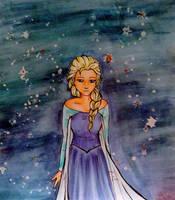 Elsa by amzzz123