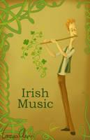 Irish Music by LorenaAzpiri