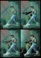 Ripley is the best! by LorenaAzpiri