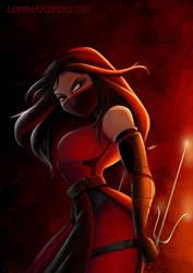 Elektra by LorenaAzpiri