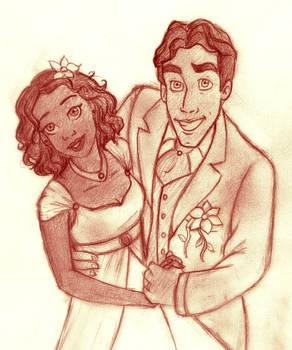Tiana + Naveen - Married life by SerifeB