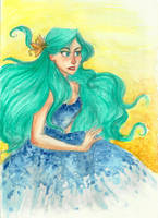 Aquarelle by SerifeB