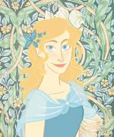 Lady of Andalasia by SerifeB