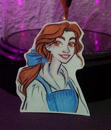Belle-sticker by SerifeB