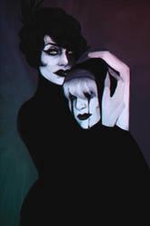 Shachath: The Angel of Death by DarkaLenia