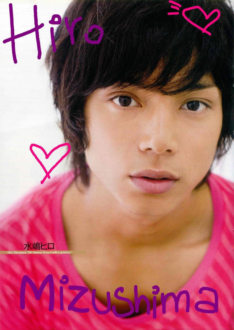 Hiro Mizushima-Cute by Nisha-Aviles